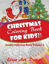 Christmas Coloring Book for Kids!