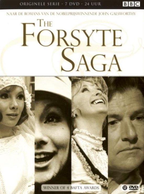Cover van de film 'Forsyte Saga Box'