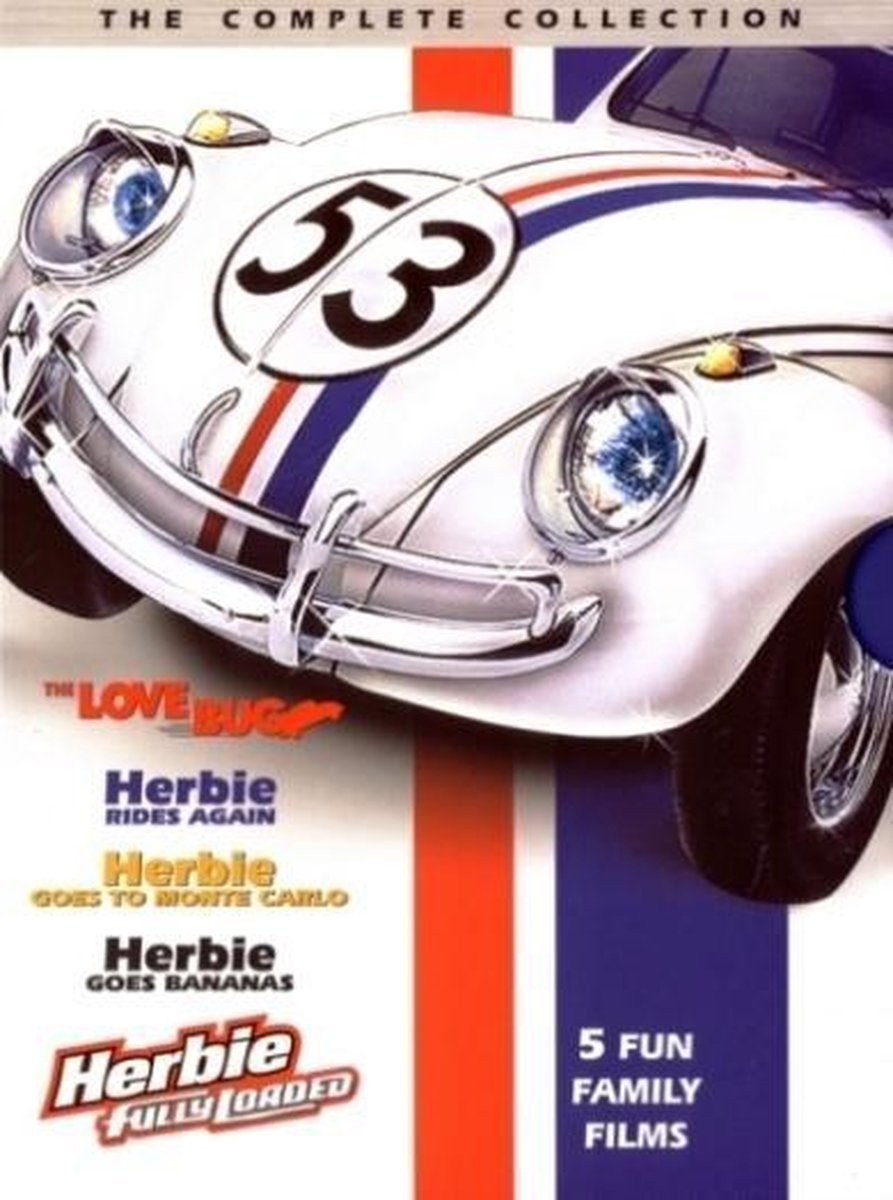 Herbie - The Complete Collection -
