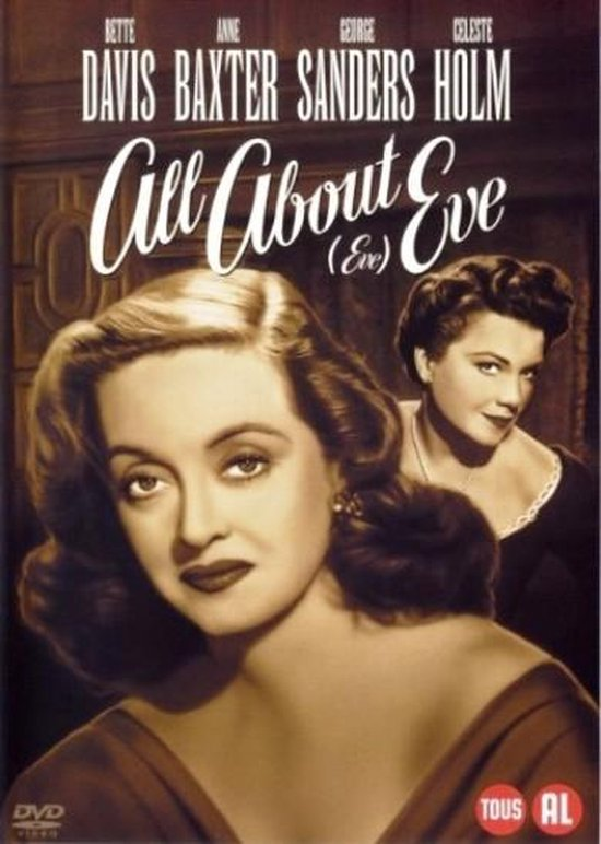 Cover van de film 'All About Eve'
