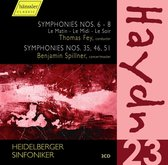 Haydn: Symphonies Nos. 6-8, 35, 46, 51