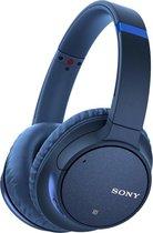 Sony WH-CH700N - Draadloze Bluetooth over-ear koptelefoon met Noise Cancelling - Blauw