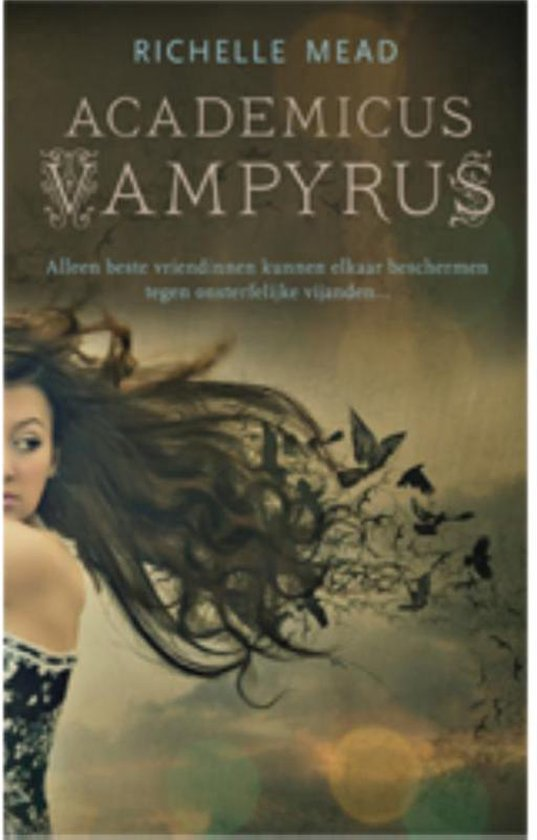 Academicus Vampyrus - Richelle Mead | Readingchampions.org.uk