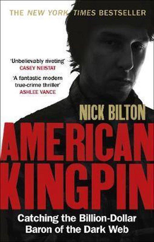 Boek cover American Kingpin van Nick Bilton (Paperback)