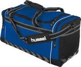 hummel Leyton Elite Bag  Sporttas - Blauw Kobalt - Maat
