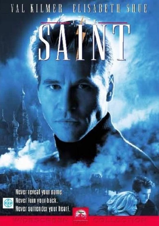Cover van de film 'Saint'