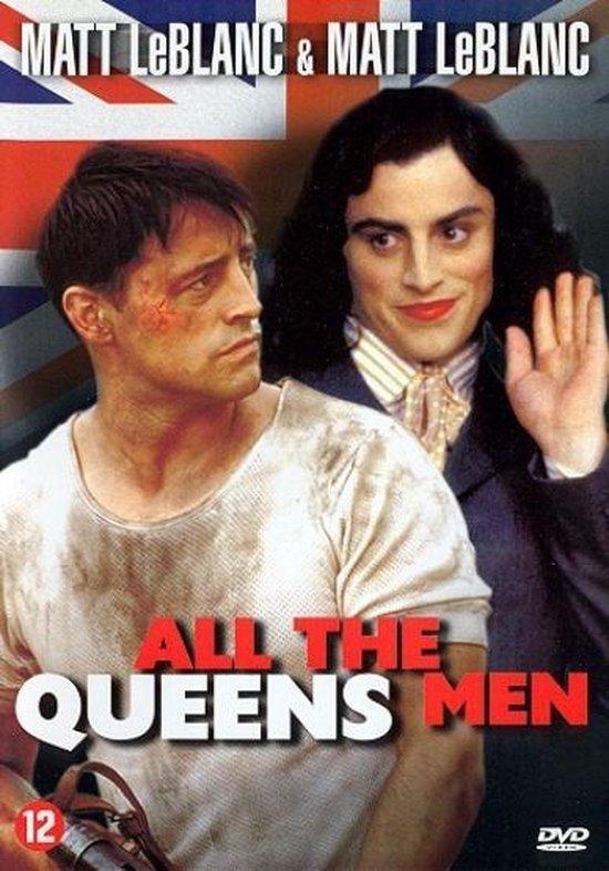 Cover van de film 'All The Queen's Men'