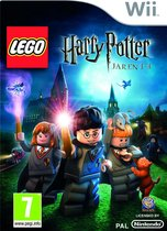 LEGO: Harry Potter Jaren 1-4 - Wii