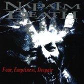 CD cover van Fear, Emptiness, Despair van Napalm Death