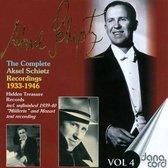 The Complete Aksel Schiotz Recordings Vol 4