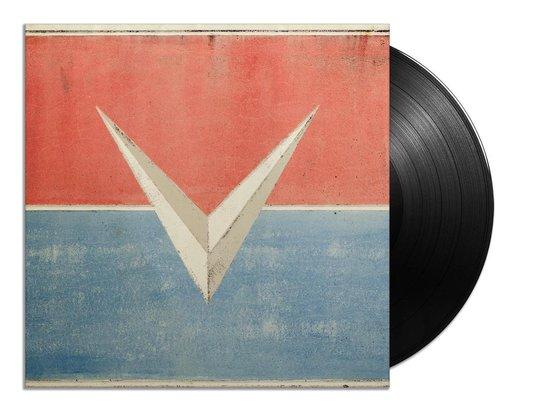 CD cover van Outsider (LP) van Danny Vera