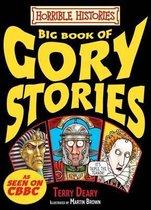 Boek cover Big Book of Gory Stories van Gijs Eijsink
