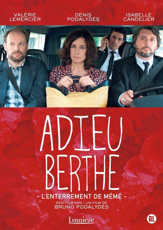 Cover van de film 'Adieu Berthe'