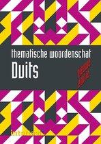 Thematische woordenschat Duits - nieuwe editie