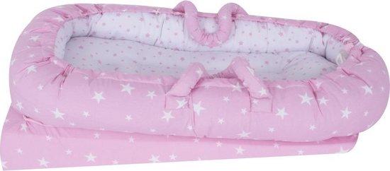 Product: Sevi Line By Cabino - Anti-reflux - Babynest - Roze, van het merk cabino