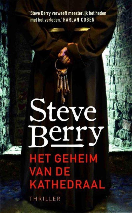 Het geheim van de kathedraal - Steve Berry |