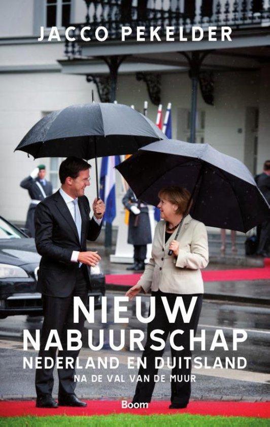 Cover van het boek 'Nieuw nabuurschap'