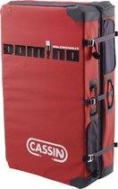 Camp Domino Klimmat rood/zwart