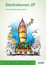 Startrekenen 2F leerwerkboek / deel Leerwerkboek deel A en B
