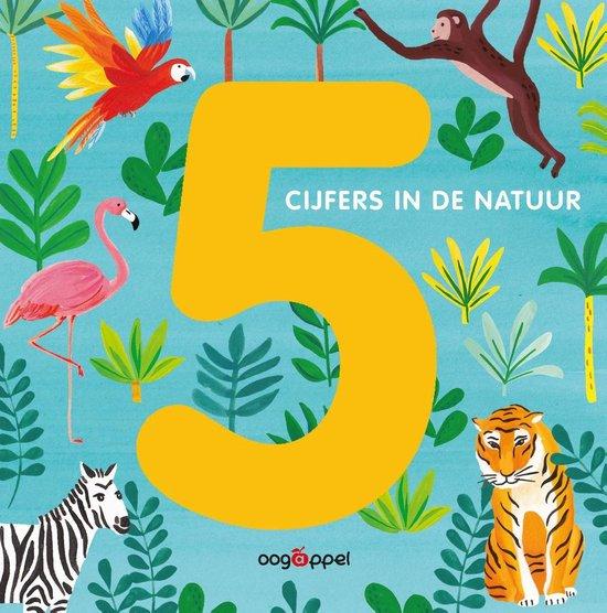 5 cijfers in de natuur