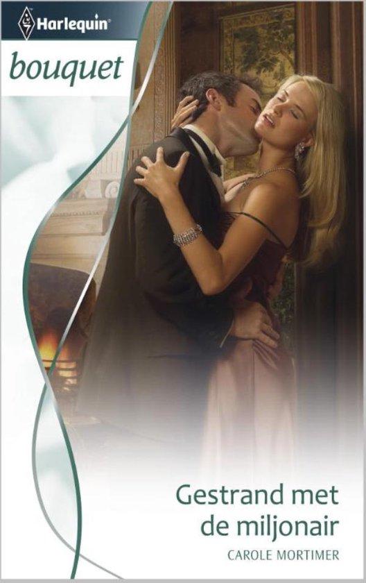 Gestrand met de miljonair - Bouquet 3291 - Carole Mortimer pdf epub