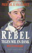 Boek cover PROFESSOR SMALHOUT REBEL WIL EN DAN van Steenhorst