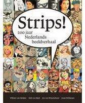 Strips! 200 jaar Nederlands beeldverhaal