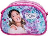 Violetta Music Love Passion - Toilettas - Roze/Blauw