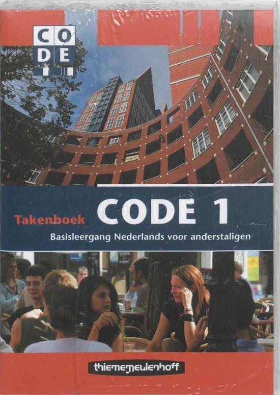 Boek cover Code 1 Takenboek van Titia Boers (Paperback)