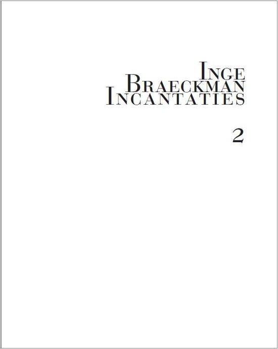 Incantaties II - Inge Braeckman | Fthsonline.com