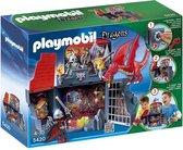 PLAYMOBIL Dragons Speelbox Drakenridder - 5420