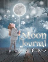 Moon Journal For Kids