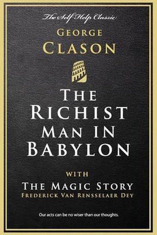 Boek cover The Richest Man in Babylon van George Clason (Paperback)
