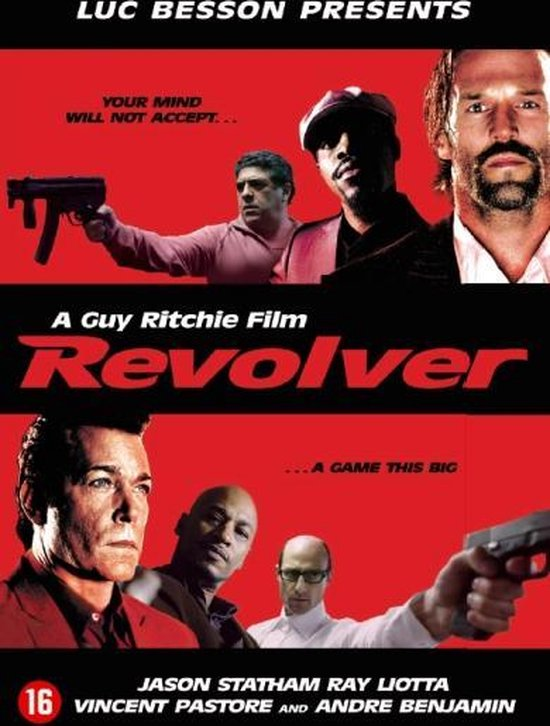 Cover van de film 'Revolver'
