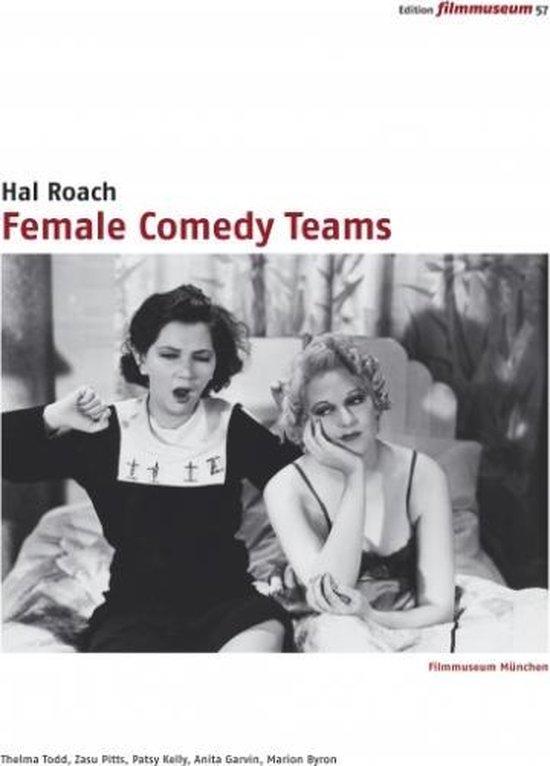 Cover van de film 'Female Comedy Teams'
