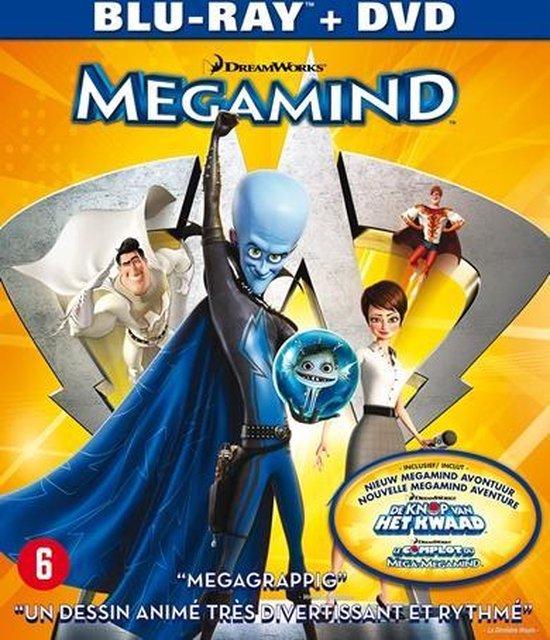 Megamind [bd/Combo]