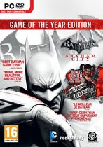 Batman, Arkham City (GOTY Edition) - Windows