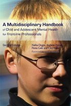 Omslag A Multidisciplinary Handbook of Child and Adolescent Mental Health for Front-line Professionals