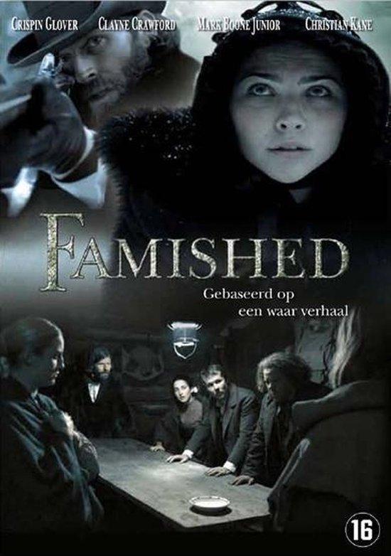 Cover van de film 'Famished'