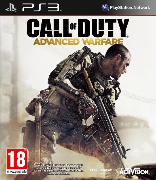 Call Of Duty: Advanced Warfare - Standard Edition - PS3