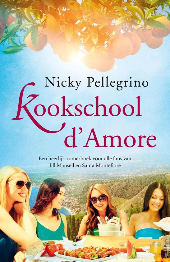Kookschool d'Amore - Nicky Pellegrino |