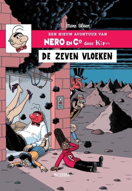 Nero en co, een nieuw avontuur van Hc01. de zeven vloeken - Kim Duchateau |