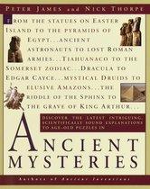 Boek cover Ancient Mysteries van Peter James