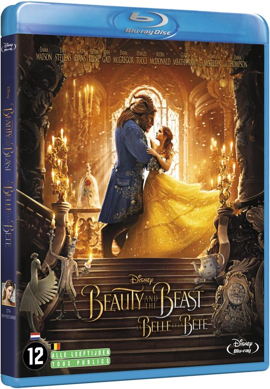 Beauty and the Beast (Blu-ray) - Film