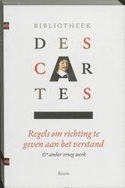 Bibliotheek Descartes / 1 Samenvatting van de muziekleer ; Persoonlijke aantekeningen ; Descartes' dromen ; Regels om richting te geven aan het verstand