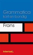 Grammatica kort en bondig Frans