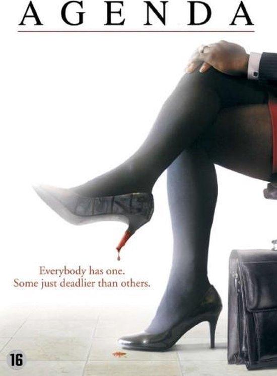 Cover van de film 'Agenda'