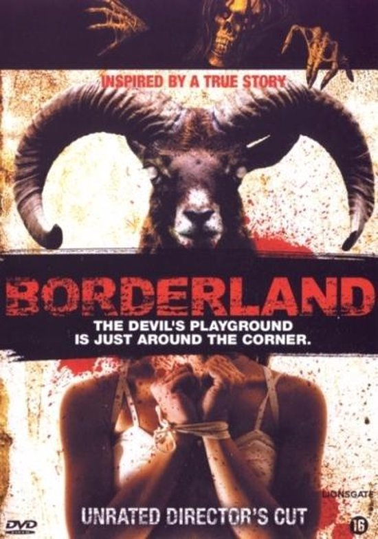 Cover van de film 'Borderland'