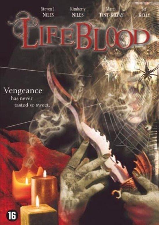 Cover van de film 'Life Blood'
