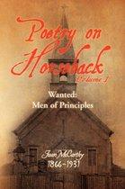 Poetry on Horseback Volume I